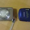 私のブログの写真はこのカメラで撮っています。