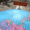 世界の中心。Mitad del Mundo.