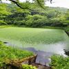 赤玉池(新潟県佐渡)