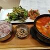辛いものが食べたい時に!スントゥブ!@ヨドバシカメラ梅田