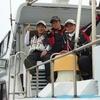 6月25、26日上五島 野崎島夜釣り釣行