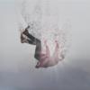 Day22:photoshopで人が砂のように。チャレンジ復活しました。