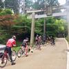 久しぶりの猿丸神社はローテーション練習