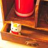 コツコツ集めている昭和レトロな「置物」。お気に入り猫ちゃんたち