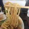 山形市平久保 麺屋〇文「にぼしDX」ビロビロ麺好きにはたまらん煮干ラーメンでした!
