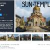 【無料化アセット】荘厳な太陽の神殿 + 200以上の建築モジュールを含む中世風の外観と内装の街モデル。2018年にリリースされた$50のハイクオリティ3Dモデルがなんと無料化!「Sun Temple」