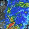 「佐久の季節便り」、佐久市アメダス・雨量、32ミリの大雨に…。