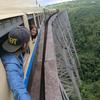 【世界で2番目に高い橋】ゴッティ鉄橋を渡る鉄道の旅マンダレー〜ティーボー【ミャンマー名物】
