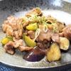疲れた身体に!豚肉とナスの甘酢炒めの作り方・レシピ