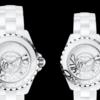 シャネルスーパーコピー人気通販は、2つの新しい限定版の白いセラミックJ12グラフィティを見て導入しました-www.gooir.com