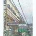 イラスト:一番街の電車 / 南海天王寺支線