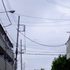 作曲工房 定点観察 2017-07-30(日)未明に強い雨
