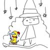 マヤ暦 K16【黄色い戦士】白い魔法使いの3日目★★