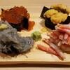 2017/07/23の昼食【寿司】