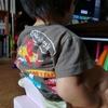 息子1歳2ヶ月。自主的にトイレトレーニング?