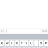【Swift】Firebaseを使ってチャットアプリを作る。1 〜画面を作る〜