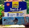 超簡単!!水につけるだけ!!水質試験紙!!テトラ「Test6in1」ペーハーpHだけじゃなくその他の水質チェックしてみた♪