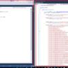 VisualStudioでデュアルディスプレイは便利