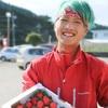 「宮崎でいちごを育てる仲間。くらうんふぁーむ代表たいぴー」