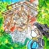 二度目の中山道歩き18日目の1(須原宿から野尻宿へ)