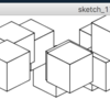 Processingで特定の個数をランダムな位置に描く