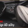 限定版Titleist Limited Edition AD-siXty Wedge が紹介されました。