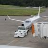 【旅行記】2019夏 長野・新潟旅① 松本空港でFDAを見る
