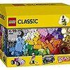 「レゴ製品カタログ2018<1月~6月>」 で、カタログ落ちしてしまったレゴ クラシックのセット