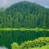 潟尻湖(秋田県美郷)