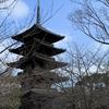 【京都】国宝がずらり、東寺でタイムスリップ~♪