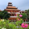ホーチミンで一番綺麗な寺院Chùa Pháp Hoa