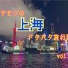 【上海旅行記7】すごい夜景を見にきたら、すごい人混みでビックリした( ゚д゚)