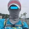 「北海道マラソン」前の20キロ走