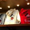 ディズニーランド ミッキーのパーカー・ジャンパー・トレーナーが可愛い!耳付きなんだよ!手袋も揃えて暖かくしよう!