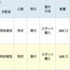 FC東京の試合結果にあわせて投資信託を買う!Season2020 #37(1,318口を買い増し) #Jリーグでコツコツ投資