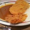 食レポ カレーのALPS BIGマンデーのカツカレーとタイムサービスカレーにメンチカツトッピング