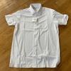 【エアリズム】下までボタンになっているポロシャツを購入