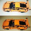 LEGOレーピンポルシェGT3RS 911完成