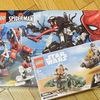 【LEGO】スーパー・ヒーローズ「76115:スパイダーマン vs. ヴェノム」とSW「75228:脱出ポッド vs. デューバック マイクロファイター」を購入!