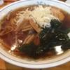 醤油ラーメン@亀戸餃子!ラーメン&餃子で700円♪
