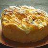 こねない生地で作るアップルパンのレシピ