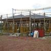 Mさま邸 屋根工事が終わりました。^^v