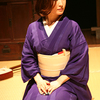 アサヒアートスクエアで「江戸OL着物トークショウ」を行いました。