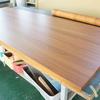 木製風看板製作(アルミ・化粧シート)
