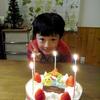 祝!長男誕生日