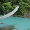 寸又峡 『夢の吊橋』(静岡県)
