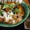 川崎【チャ~ボン 多福楼】牛バラ刀削麺 ¥650+大盛 ¥100