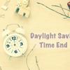 デイライト・セービング・タイム(Daylight Saving Time/サマータイム)2017が終わりました。