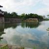 広島城のお堀(広島県広島)