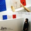 三連ファブリックパネル 「trico-fleur(トリコ-フルール)」 壁掛け ウォールパネル ファブリックボード 北欧雑貨 | JAM(ジャム)